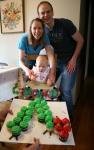 Birthday, #122 caterpillarcake