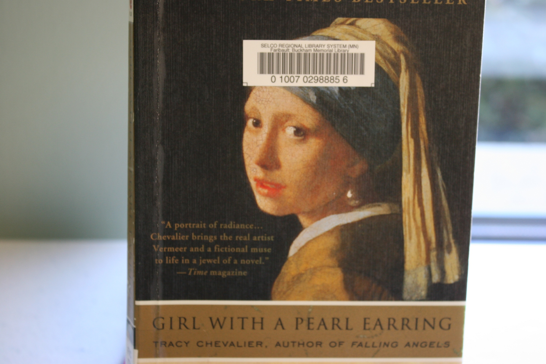 books girl a pearl earring book minnesota prairie roots food art at the library books 7 girl a pearl earring book