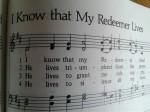 Redeemer song