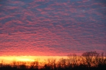Sunset in Faribault,#224