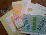 Audrey's cards