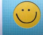 smiley face card –Copy