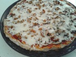 Pizza homemade –Copy