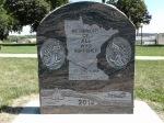 New Ulm US Dakota War monumentfront
