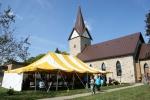 Church fest, overview #88 church &tent