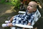 Izzy, #168 kid sized lawnchair