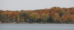 Autumn se Minnesota, #27 trees along FrenchLake