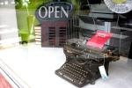 Bookshop, #34 vintagetypewriter