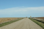 Harvest, #361 gravelroad