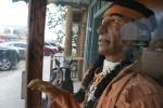 Nisswa, #140 Native American art outsideshop