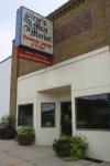 Steve's Meat Market, #92 exterior sign upclose