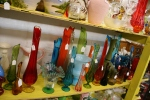 Antique shop, #76glassware