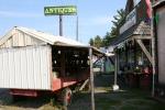 Antique shop, #81 wagon & shopfront