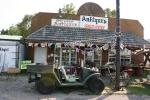 Antique shop, #85 shopexterior