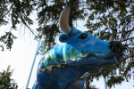 Pequot Lakes, Babe the Blue Ox face#178