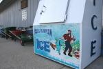 Pequot Lakes, Hardware store ice machine#199