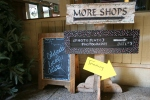 Pequot Lakes, more shops sign#217