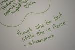 Quotes, #211 Shakespearequote