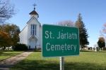 St. Jarlath Cemetery, #346 cemeterysign