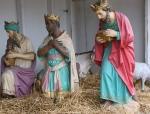 Nativity scene, #41 3wisemen