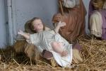 Nativity scene, #42 babyJesus