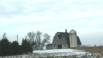 Rural southern Minnesota, #24 weatheredbarn