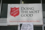 Salvation Army #9sign