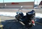 Motorcycle in snow 3 –Copy