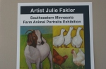 Farm animal portrait, #23 promo J.Fakler