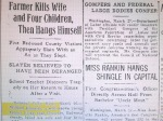 Newspaper story from Mpls Morning Tribune –Copy