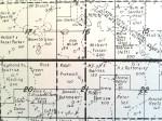 Plat map Three Lakes Township MN 1963 –Copy