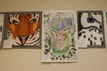 Art by students, #54 animals by CRSSstudents