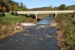 Mazeppa #74 new bridge inMazeppa