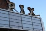 Sleepy Eye MN #49 PIX Theatre signclose-up