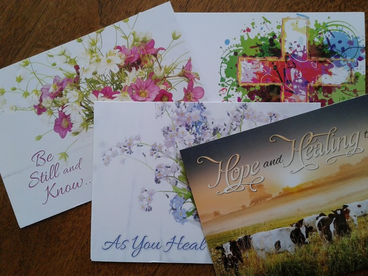 Connecting with comfort via greeting card verses minnesota prairie my verses are published in these four recently released cards included in the warner press boxed card collections two are in the get well m4hsunfo Images