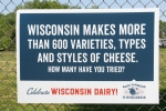 Cowtastic, sign Wisconsin makes#59
