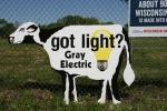 Cowtastic, solo cow Got light#70
