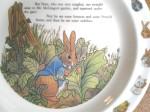 Grandparenting, Peter Rabbit plate –Copy