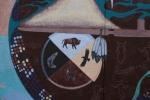 Mural in Farmington, #20 Native Americansymbols