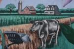 Mural in Farmington, #23 ruralscene