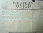 Telegram from Glenn –Copy