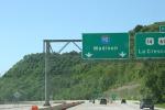 Wisconsin, #13 roadsign