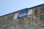 Pequot Lakes, Hardware store Super Mix Paints sign#190