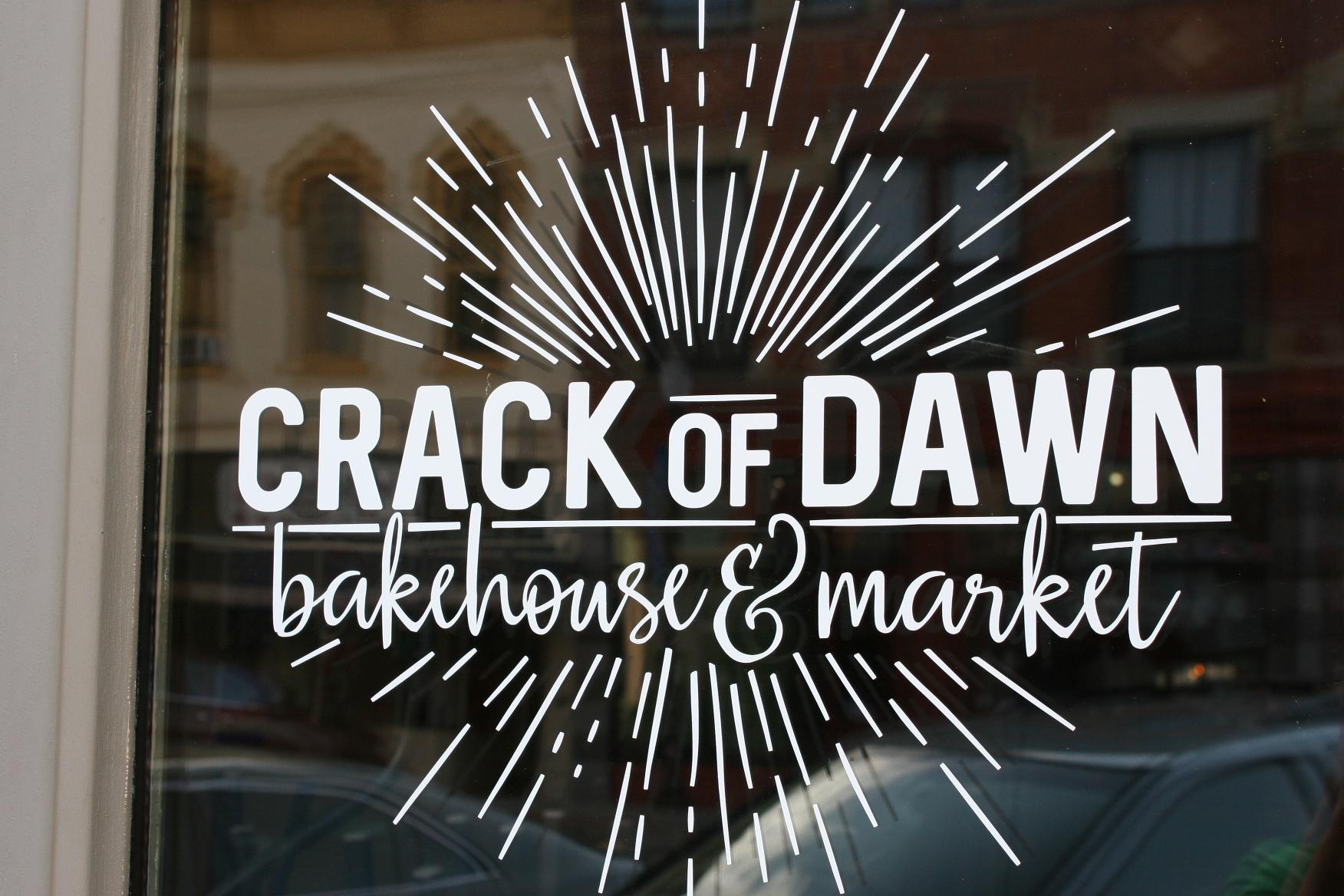 crack of dawn bakery faribault mn