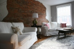Upper East Side, #184 airbnb livingroom