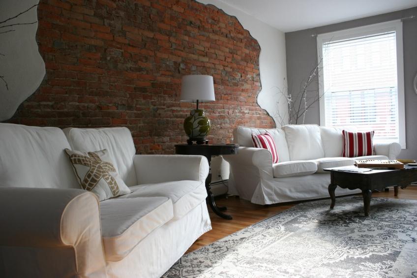 Upper East Side, #184 airbnb living room | Minnesota Prairie