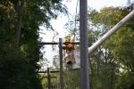 Faribault storm, #124 utility workers inbucket