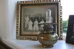 Valley Grove, #23 vintage photo &lamp