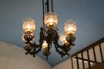 Valley Grove, #27 chandelier in oldchurch