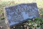 Valley Grove, #94 Bondegravestone